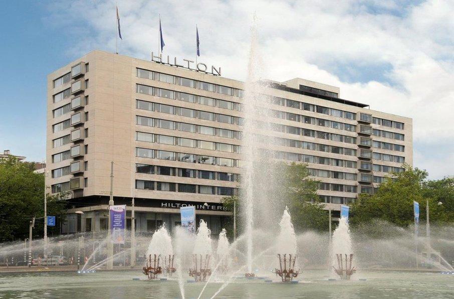 NBR Hilton Rotterdam